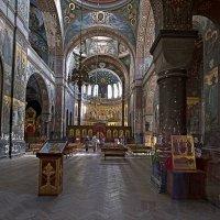 Ново-Афонский Симоно-Кананитский монастырь :: Валерий Дворников