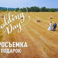 Свадебная аэросъемка Новокузнецк :: Юрий Лобачев