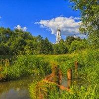 Вспоминая лето :: Сергей Цветков