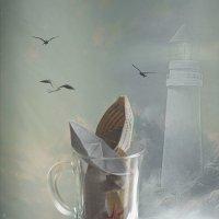 Я смешаю в бокале любовь и мечту... :: Liliya