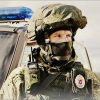 Военный полицейский :: Кай-8 (Ярослав) Забелин