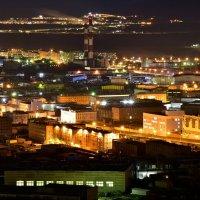 Ночная промзона... :: Витас Бенета