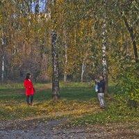 Портрет в осеннем интерьере :: Ольга Винницкая (Olenka)