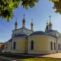 храм монастыря в Дивеево :: jenia77 Миронюк Женя