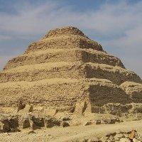 пирамида фараона  Джосера :: tina kulikowa