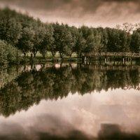 Зеркальный пруд. :: Андрий Майковский