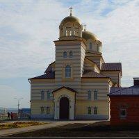 Храм Нерукотворного образа Спасителя. :: Anatol Livtsov