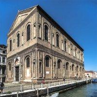 Venezia. Chiesa e Scuola Grande della Misericordia. :: Игорь Олегович Кравченко