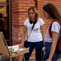 Очень красиво подруга...я тебе как художник художнику говорю... :: Anatol Livtsov