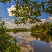 Летний день на Клязьме :: Сергей Цветков
