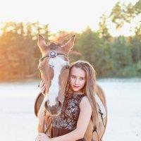 Кира и Светлана :: Мария Кудрина