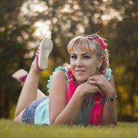 Евгения :: Людмила Бадина