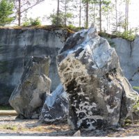 красивые камни :: Галина