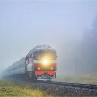 Сквозь туман :: Алексей Румянцев