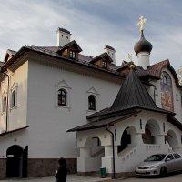 Строительство храма. Тольятти. Самарская область :: MILAV V