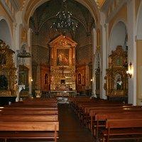 придел  собора в Толедо (Cathedral of Saint Mary). :: ИРЭН@ .