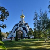 Неопалимовская церковь :: Ирина Ярцева