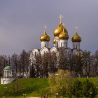 Успенский кафедральный собор :: Ruslan