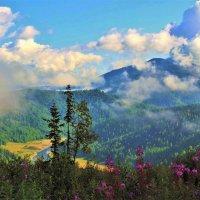 Рваные облака :: Сергей Чиняев