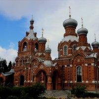 Крестовождвиженский храм :: Дмитрий Солоненко