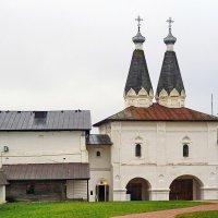 Ферапонтов Белозерский монастырь :: Юрий Шувалов