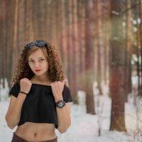 нет не холодно :: Nata_fol Фольмер
