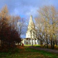 Церковь Вознесения. Москва. Коломенское. :: Oleg4618 Шутченко