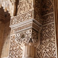 Арабская вязь Альгамбры. :: tatiana