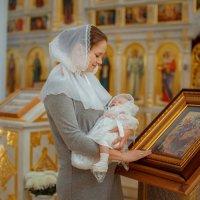 Крещение Елизаветы :: Ирина Kачевская