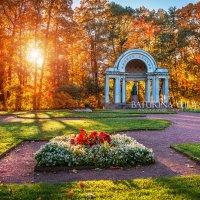 Памятник Марии Федоровне в Павловске :: Юлия Батурина