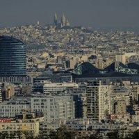 общий вид Парижа (2) :: Георгий А