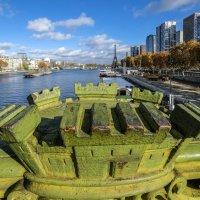 река Сена и Front de Seine :: Георгий А