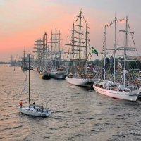 Международная регата парусников и яхт The Tall Ships Races-2013 в Риге :: Liudmila LLF
