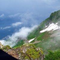Горы Красной поляны :: Лилия Еськина