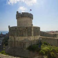 Башня Минчета . Хорватия . Дубровник :: leo yagonen