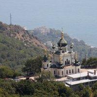 Церковь Воскресения Господня в Форосе :: Леонид Дудко
