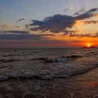 Азовский закат :: Нилла Шарафан