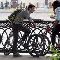 велосипедное настроение :: Олег Лукьянов