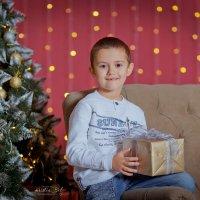 Новый год совсем близко и Глебушка его очень ждёт! :: Кристина Беляева