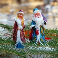 Сегодня День рождения Деда Мороза!:) :: Андрей Заломленков