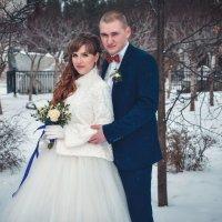 Анастасия и Михаил :: марина климeнoк