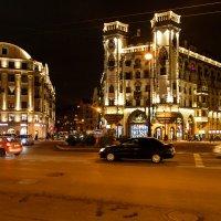 Вечерняя Петроградка :: Алексей Корнеев