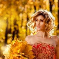 Магия осеннего леса...✨ :: Елена Оберник