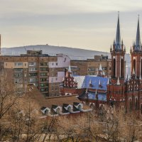 Католическая церковь Пресвятой Богородицы, Владивосток :: Эдуард Куклин