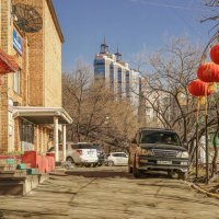 Владивосток город для китайцев :: Эдуард Куклин