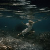 There is clear water :: Дмитрий Лаудин