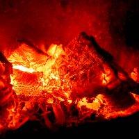 Огненный вихрь  :: Владислав Левашов