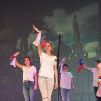 На фестивале финно-угорской культры :: Вячеслав & Алёна Макаренины