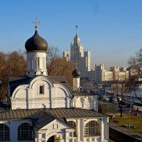 Москва :: Михаил Рогожин