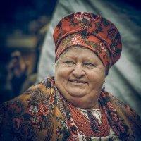 Красота бывает разной... зятек... :: Александр Бойко